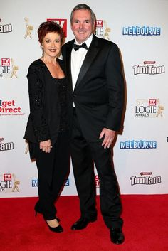 Jackie Woodburne And Alan Fletcher