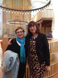 Entrevista a Adoración Manzano del Mazo, directora de la Biblioteca Municipal Jose Hierro de Talavera de la Reina