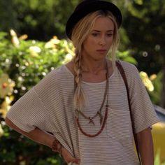 Gillian Zinser as Ivy Sullivan on 90210                                                                                                                                                     More