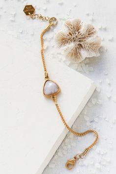 Gala Bracelet Triangle | Santorini Sunset Collection Jewelry Photography, Product Photography, Photographing Jewelry, Handmade Wire Jewelry, Triangle Necklace, Bohemian Bracelets, Minimalist Jewelry, Gemstone Jewelry, Jewelery