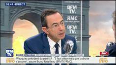 """Retailleau est lui favorable à un """"engagement européen sans faille"""""""