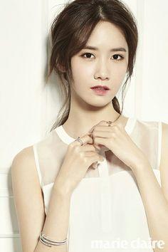Yoona   marie claire korea