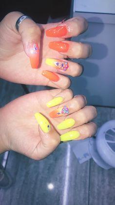 Nails, Beauty, Tumblr, Ideas, Style, Unicorn Nails, Best Nail Designs, Gel Nails, Iron