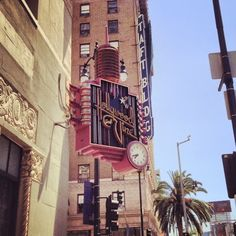 Dozens of restaurants now along the intersection of Hollywood and Vine, including Katsuya, Cleo, Lexington Social House, Delphines, Wood & Vine, and Beso.