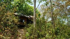 Guardian House at the Historical Trail (Koh Tarutao)