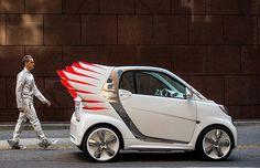 Jeremy Scott designs new Smart car | JUMI
