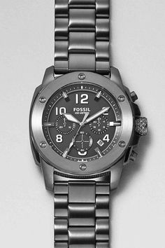 #Fossil Watch Collections for Men #designcurious