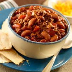 Great Chili Recipes on Pinterest | Best Chili Recipe, Chili Con Carne ...