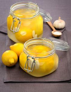 Elixirul cu usturoi si lamaie
