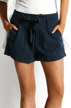 Seafolly Moss Shorts. Love this style.