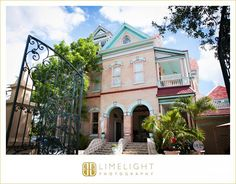 Southernmost House, Key West, beach wedding, Limelight Photography, www.stepintothelimelight.com