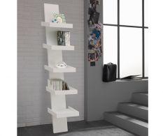 Biblioteca Step White