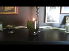 How to light and maintain a hassle free vigil lamp for your prayer corner using regular olive oil and an Old Believer style wick holder with cotton wick. Lamp, Prayer Corner, Lighting