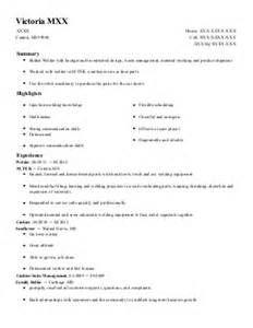 Construction CV Template Job Description CV Writing Building Welder Resume  Sample Objective Http Ersume Com Welder