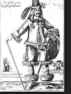 203 best fashion through the ages images 17th century fashion Fleece Fur Hat in exploring the new world this horatian artist shows exactly how one is to dress