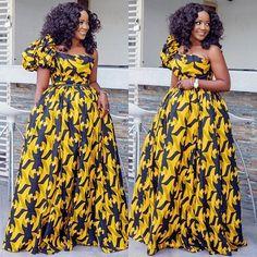 αиĸαяα Imprimés Africains, Mariages Africains, Belle Robe, Mode Africaine  Pagne, Tenue