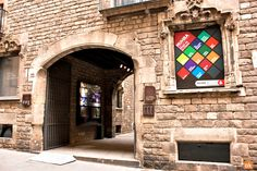 Discover the charm of Medieval Barcelona on this route. Barcelona Tourism, Barcelona City, Barcelona Spain, Hotel W, History Museum, Old City, Spain Travel, Romans, Medieval