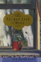 """""""The Secret Life of Bees"""" By: Sue Monk Kidd; Adult Fiction - KID http://evergreen.noblenet.org/eg/opac/record/2111796?locg=59"""