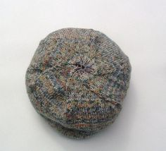 Large Unisex Slouchy Beanie Hat in Camouflage by thesequinnedsheep, £35.00