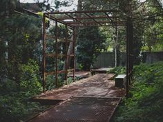 25 Surprising Guidelines For Landscape Architecture Design, Architecture Details, Plant Design, Garden Design, Brick Walkway, Walkway Ideas, Exterior Stairs, Park Landscape, Patio