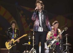 The Rolling Stones To Play Free Concert For Cuba
