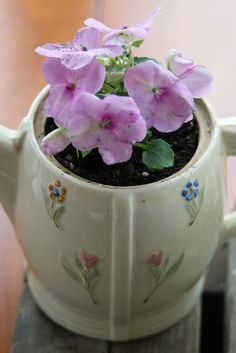 Mamie Jane's: Flower Power