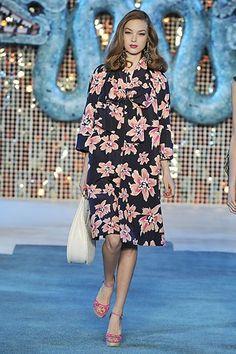 Christian Dior Resort 2009 Collection - Vogue