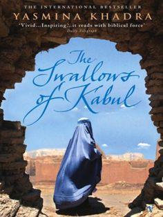 The Swallows of Kabul by Yasmina Kahadra