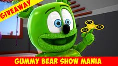 Count the Fidget Spinners! Gummy Bear Show Mania 1,000 Subscribers Giveaway - http://www.thegummybear.com/2017/09/21/count-fidget-spinners-giveaway-gummy-bear-show-mania/ - enter to win, fidget spinner, fidget spinner giveaway, fidget spinners, free stuff, giveaway, giveaways