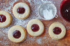 How To Make Classic Linzer Cookies — Baking Lessons from The Kitchn