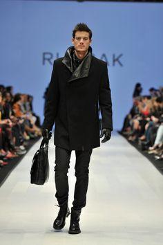 Men's RUNWAY Piece at World MasterCard Fashion Week