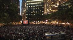 EXCLUSIVE: The full lineup for this summer's HBO Bryant Park Summer Film Festival presented by Bank of America