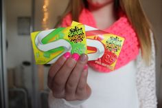 QOTD:What is your fave gum flavor or type? AOTD:Spearmint and Wintermint