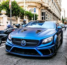 Mercedes Benz S63 by Mansory  Z_litwhips