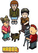 Fotografias en familia con personajes personalisados