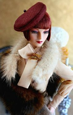 Fashion Collectible dolls Mon C'est Moi! | Flickr - Photo Sharing!