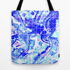 BOW Tote Bag by Megan Spencer - $22.00