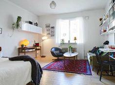 Truques pro apartamento parecer maior - dcoracao.com - blog de decoração Armario flutuante para Ali