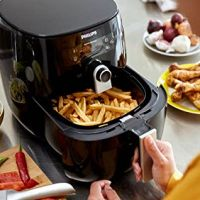 For crisp food without the need for oil, home cooks turn to an air fryer. Similar to how a countertop convection oven works, the best-rated air fryers circulate hot air in a tight space to evenly and quickly cook food. But an air fryer can cook so… Countertop Convection Oven, Canned Tuna Recipes, Food Storage Boxes, Best Air Fryers, Cup With Straw, Crisp Recipe, Air Frying, Cookware Set, Kitchen Tools