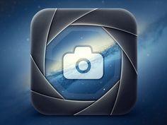 Screenshoter iOS icon