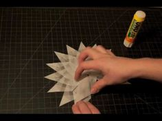 German Christmas Star Video Tutorial With Written Instructions - from Vueonline… Christmas Origami, Christmas Ornament Crafts, Christmas Paper, Holiday Crafts, German Christmas, Christmas Star, Homemade Christmas, Cool Paper Crafts, Diy Paper