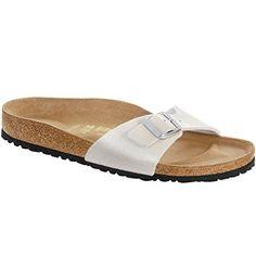 4ce75628d Birkenstock Madrid Sparkle Sandals