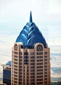 Grattacielo a Dubai by Giovanni Frenda