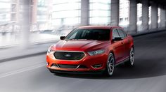 2014 Ford Taurus SHO | Powered by the 3.5L EcoBoost® V6, combines teo different technologies - turbo-charging and direct-injection - to deliver V8 performance along with V6 Fuel Economy