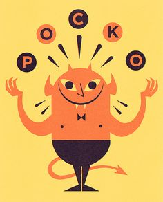 Pocko Devil by Ben Newman, via Flickr