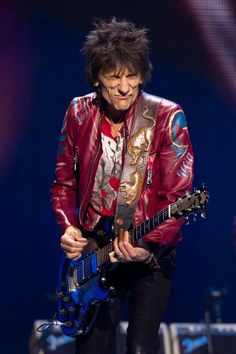 The Rolling Stones Air Canada Centre -Toronto Music Love, Rock Music, Start Me Up, David Wood, Ron Woods, Ronnie Wood, Stone World, Greatest Rock Bands, British Boys