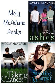 Molly Mcadams books.