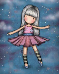 Illustration Mignonne, Cute Illustration, Girl Cartoon, Cartoon Art, Cute Images, Cute Pictures, Tears Art, Art Mignon, 3d Model Character