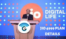 Jio 4999 Plan Details: Jio has recently announced a new annual prepaid mobile recharge plan. Jio has brought back its Rs. 4,999 Prepaid Recharge offered 350GB data and 360 days of validity #Jio4999PlanDetails #gbpsbroadband #broadbandreview