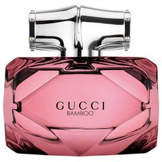 Gucci Bamboo Limited Edition EDP ($94) ❤ liked on Polyvore featuring beauty products, fragrance, perfume, makeup, beauty, parfum, filler, perfume fragrance, eau de parfum perfume and gucci perfume